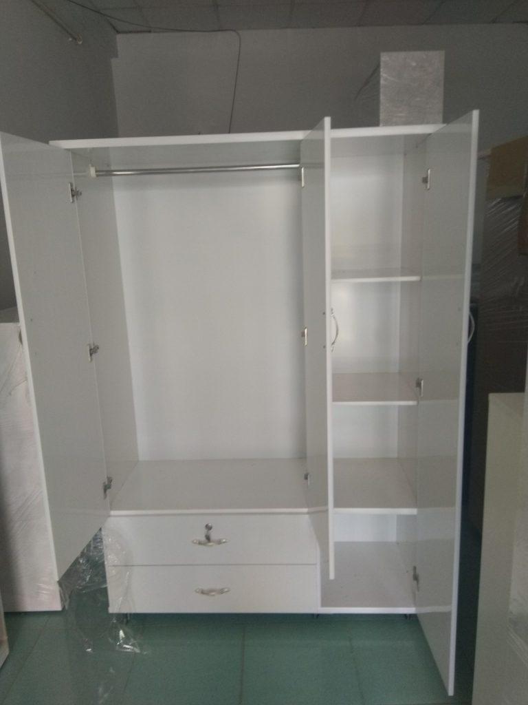 Tủ quần áo nhựa Đài Loan TQA3T Nội thất Trâm Lâm (Ảnh 1)