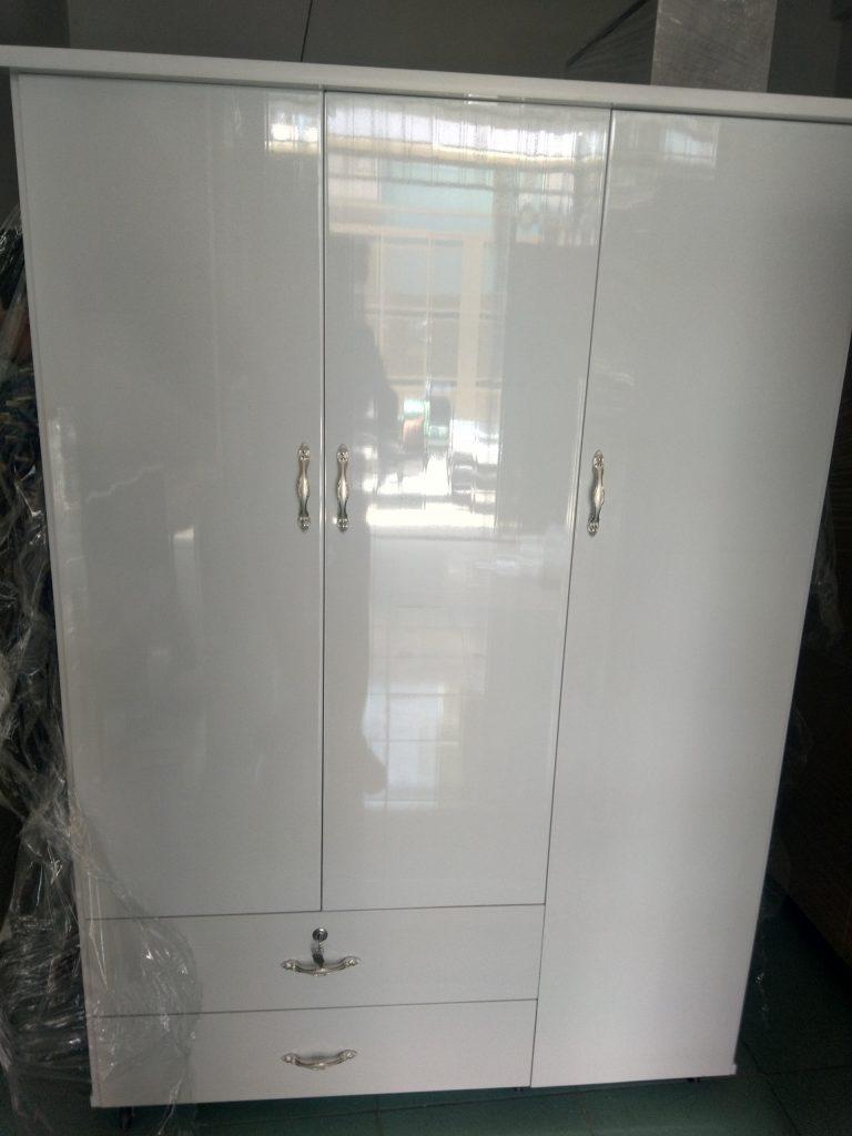 Tủ quần áo nhựa Đài Loan TQA3T Nội thất Trâm Lâm (Ảnh 2)