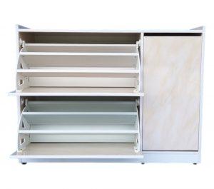 Tủ giày nhựa 2 tầng nhiều màu Nội thất Trâm Lâm (Ảnh 3)