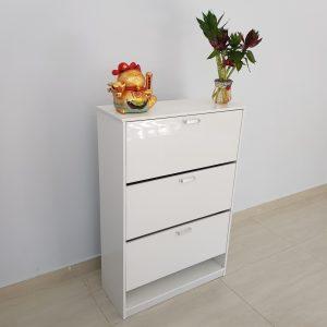 Tủ giầy thông minh nhựa Đài Loan - TN80 Nội thất Trâm Lâm (Ảnh 1)