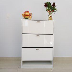 Tủ giầy thông minh nhựa Đài Loan - TN80 Nội thất Trâm Lâm (Ảnh 3)
