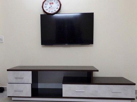 Kệ tivi nhựa đài loan K12 Nội thất Trâm Lâm (Ảnh 1)