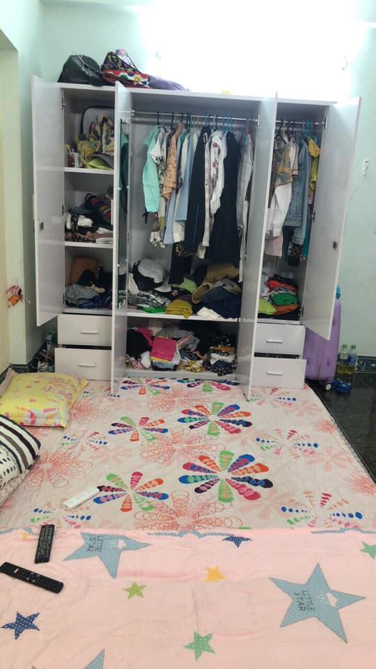Tủ quần áo nhựa Đài Loan TQNT1 Nội thất Trâm Lâm (Ảnh 5)
