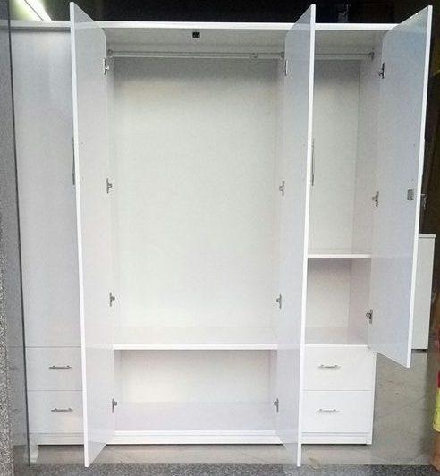Tủ quần áo nhựa Đài Loan TQNT1 Nội thất Trâm Lâm (Ảnh 6)