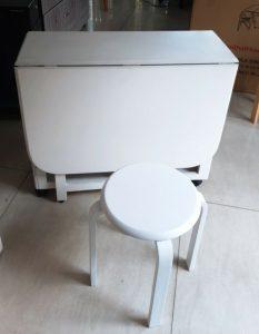 Bộ bàn ăn thông minh + 4 ghế tự nhiên Nội thất Trâm Lâm (Ảnh 1)