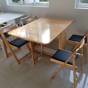 Bộ bàn ăn thông minh BA110 Nội thất Trâm Lâm (Ảnh 1)