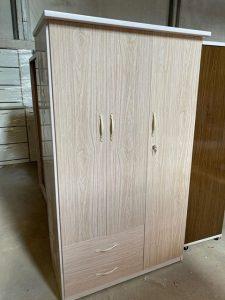 Tủ quần áo nhựa đài loan TQA105 Nội thất Trâm Lâm (Ảnh 5)