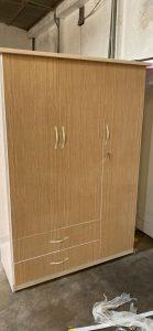 Tủ quần áo nhựa đài loan TQA105 Nội thất Trâm Lâm (Ảnh 6)