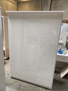 Tủ quần áo nhựa đài loan TQA105 Nội thất Trâm Lâm (Ảnh 7)