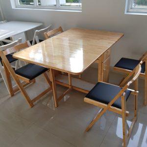 Bộ bàn ăn thông minh BA110 Nội thất Trâm Lâm (Ảnh 3)