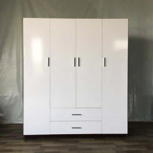 Tủ quần áo nhựa TQA4HQ Nội thất Trâm Lâm (Ảnh 1)