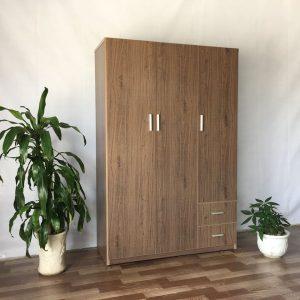 Tủ quần áo nhựa đài loan TQA09N Nội thất Trâm Lâm (Ảnh 1)