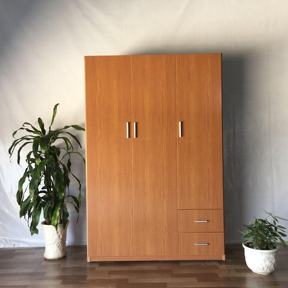 Tủ quần áo nhựa Đài Loan TQ129 Nội thất Trâm Lâm (Ảnh 2)